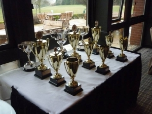 Awards on display2
