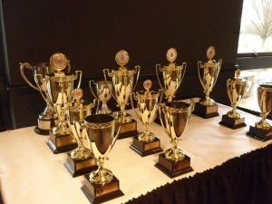 Awards on display3